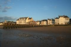 Grandcamp Maisy - le front de mer