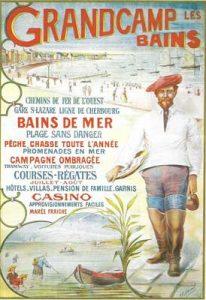 Mon gite en Normandie - Grandcamp Maisy